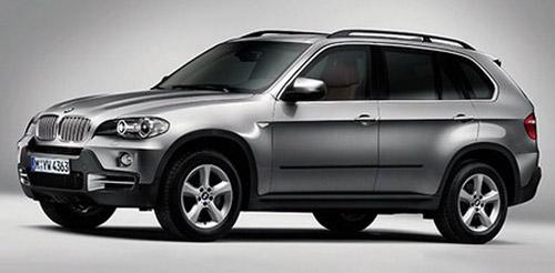 Авто-новости: BMW XP Security не страшны террористы