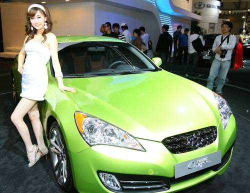 Авто-новости: Новый Hyundai Genesis Coupe получит тормоза формулических болидов