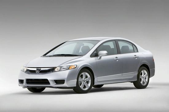 Авто-новости: Honda Civic мало внимания