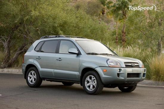 Авто-новости: Hyundai Tucson 2009 в деталях