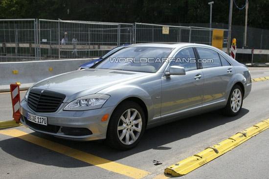 Matiz-club: Преображение Mercedes S-класса