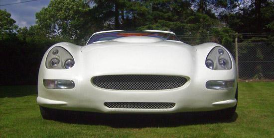 Авто-новости: Trident Iceni: дизельный спорткар