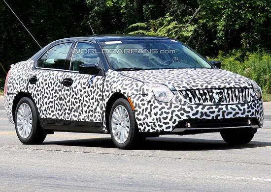 Авто-новости: Новый Mercury Milan от Ford