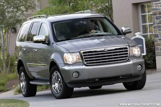 Авто-новости: Chrysler ударил гибридами по бездорожью