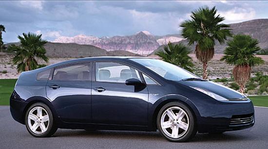 Matiz-club: Toyota Prius, возможно, станут делать в Шушарах