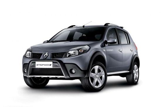 Авто-новости: Renault пополнила семейство Sandero внедорожником