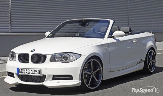 """Matiz-club: AC Schnitzer пожелало """"попутного ветра"""" кабриолету BMW"""