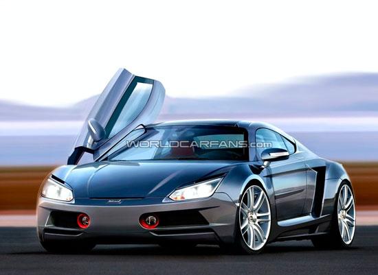 Авто-новости: McLaren откладывает разработку суперкара P11