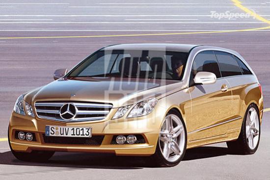 Matiz-club: Mercedes расширяет линейку моделей C-класса