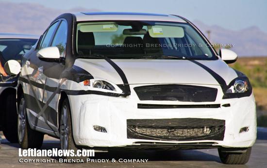 Авто-новости: Новые снимки Mazda3