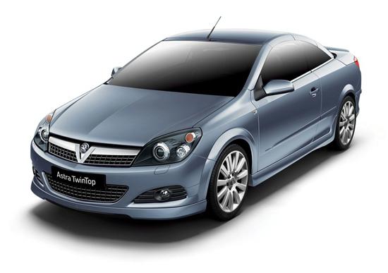 Авто-новости: Vauxhall поделился агрессией с Astra TwinTop