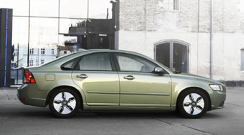 Matiz-club: Volvo покажет в Париже сверхэкономичную Drive-серию