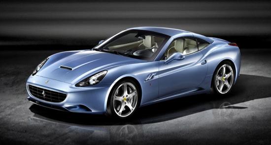Авто-новости: Дебют Ferrari California состоялся