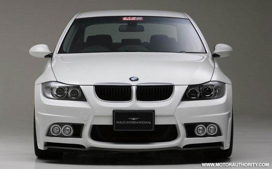 Авто-новости: Японский тюнинг-пакет сделал BMW 3-й серии уникальным