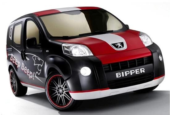Авто-новости: IAA-2008: лучшим фургоном года вновь названа модель Peugeot