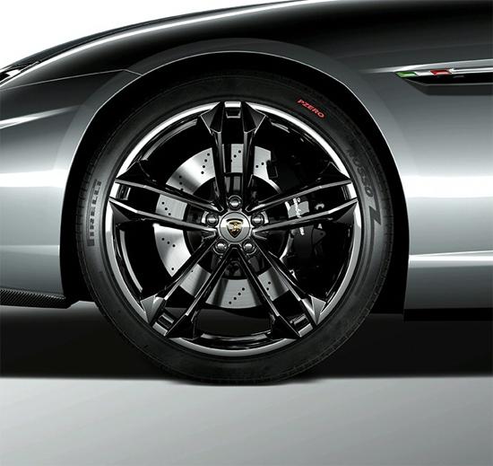 Авто-выставки: Париж-2008: Неофициальный тизер новинки Lamborghini