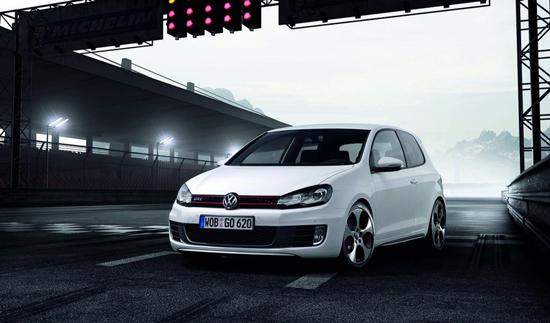Авто-выставки: Париж-2008: Volkswagen надоели слухи о Golf GTI