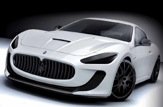 Авто-выставки: Париж-2008: Maserati дал ответ на свою загадку