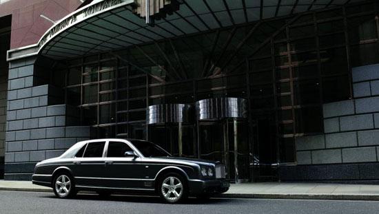 Авто-выставки: Париж-2008: прощание с Bentley Arnage сменит презентация Bentley Arnage