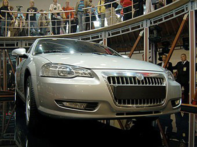 Авто-новости: Volga Siber пришла к покупателю