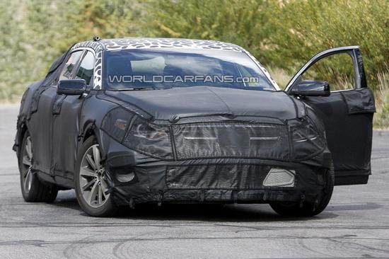 """Авто-новости: Ford готовит """"заряженную"""" версию Taurus ST"""
