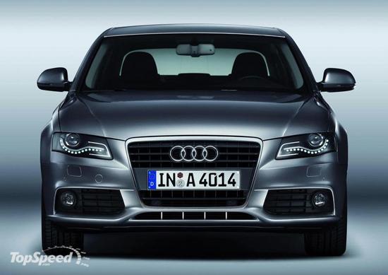 """Авто-выставки: Париж-2008: Audi отучает автомобили от """"обжорства"""""""