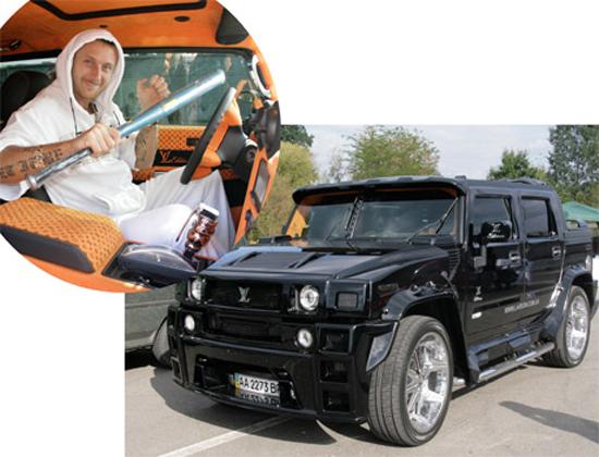 Это интересно: Hummer рэппера 50 cent стал добычей украинца
