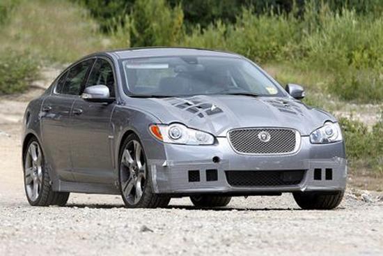 Авто-новости: Jaguar XF-R снова под прицелом