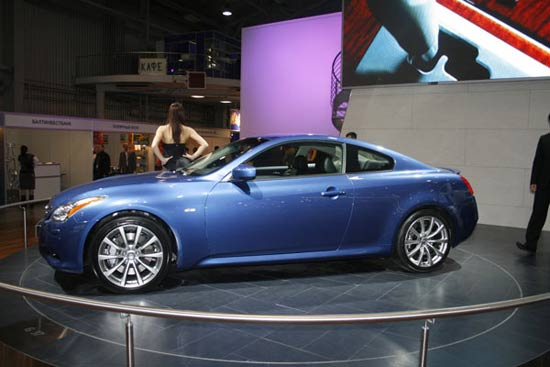 Авто-новости: Объявлена стоимость Infiniti G37