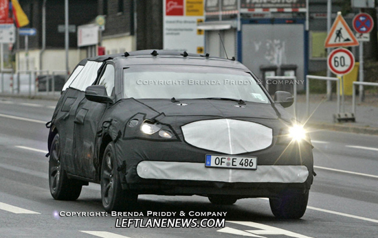 Авто-новинки: Неизвестный кроссовер Acura выехал на тесты