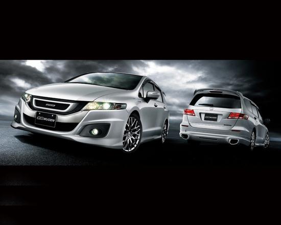 Авто-новости: Mugen подготовил пакет для нового Honda Odyssey