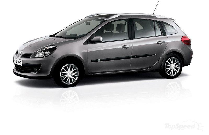 Авто-новости: Renault расширил комплектацию Clio