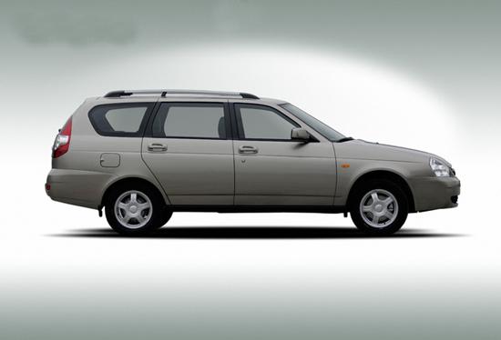 """Авто-новости: АВТОВАЗ дал взглянуть на Lada Priora в кузове """"универсал"""""""