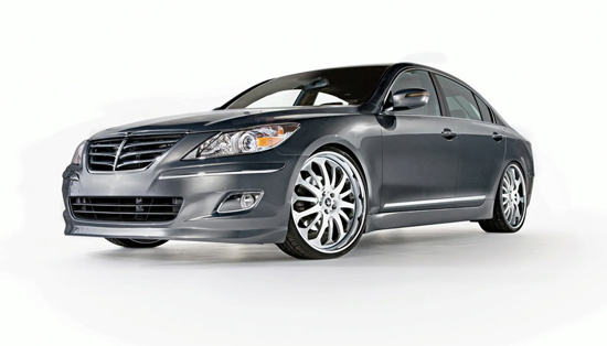 Авто-новости: Hyundai RIDES Genesis – мечта бизнесменов