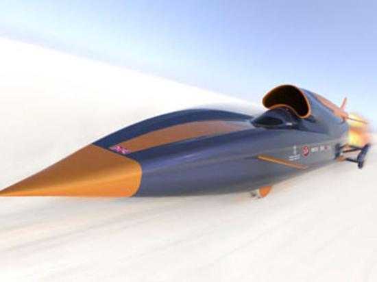 Это интересно: Bloodhound SSC пробьет рекорд скорости, как пуля бумагу