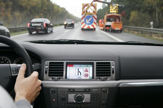 Авто-новинки: GM продемонстрировал новую коммуникационную систему