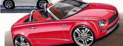 """Авто-новинки: """"Паучок"""" iQ от Toyota"""
