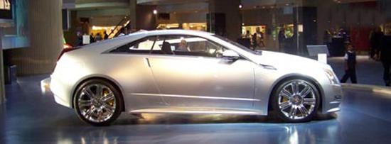 Авто-новинки: Дебюты Cadillac CTS Coupe и Buick LaCrossе откладываются