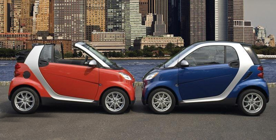 Авто-новости: Car2Go: возьми в аренду - и не отдай