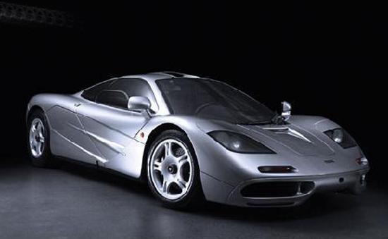 Авто-новости: McLaren F1 1997 установил аукционный рекорд