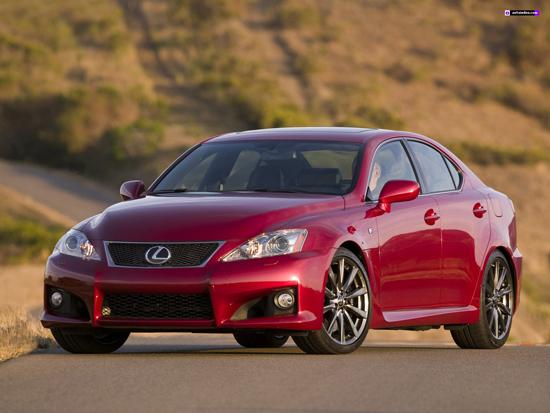 Авто-новости: Обновленный Lexus IS привлекает не только дизайном, но и ценой