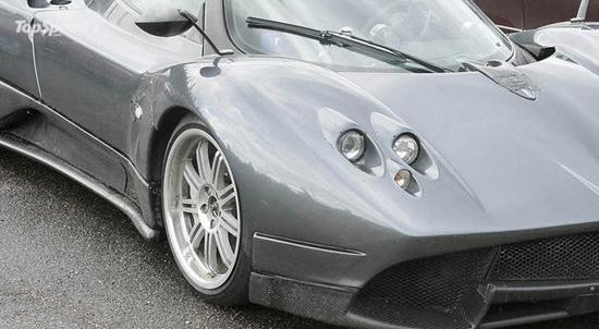 Авто-новинки: Pagani не скрывает обновленную модель Zonda F