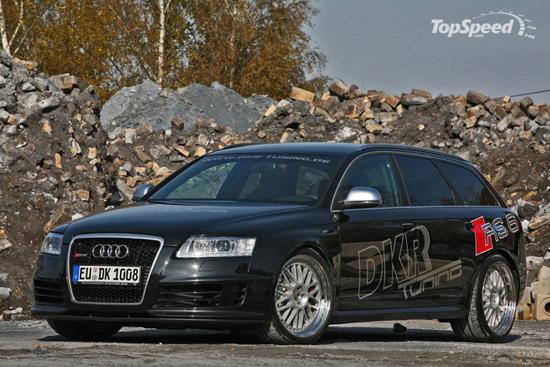 Авто-новинки: Audi RS6 Avant набирает обороты