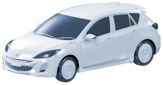 Авто-новинки: Хэтчбек Mazda3 следует по пятам седана