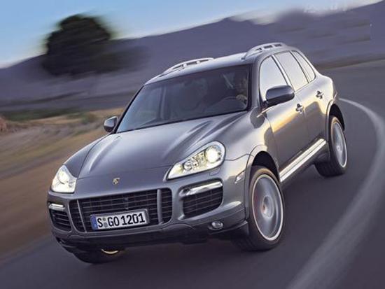 Авто-новости: Дизельный Porsche Cayenne покажут в марте