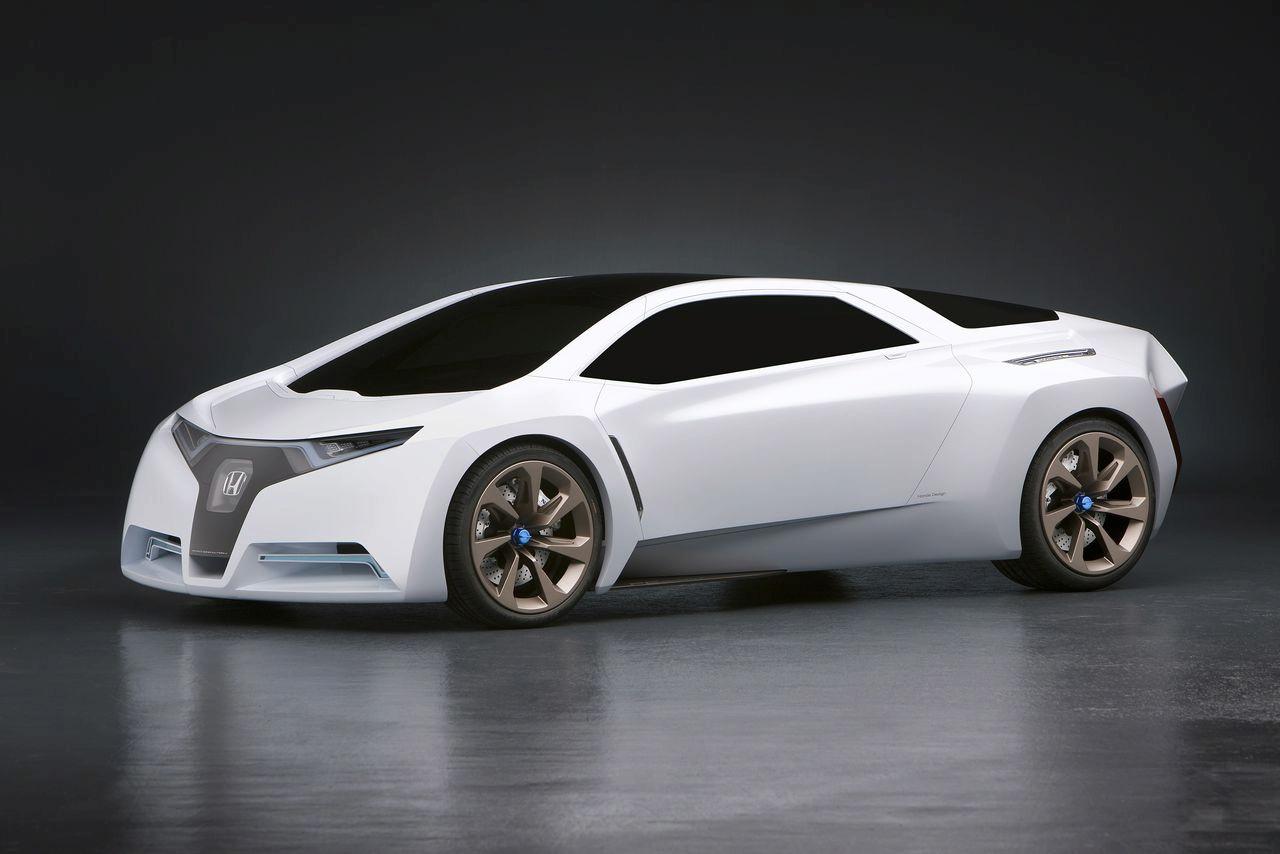 LA Auto Show 2008: концепт Honda FC Sport