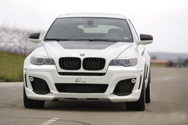 "Lumma Design ""прокачало"" BMW X6"