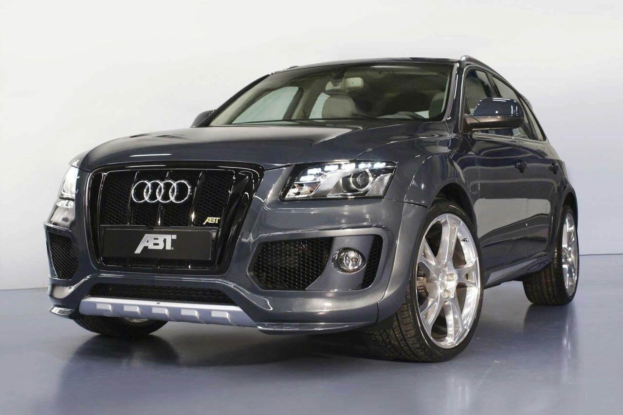 """Ателье Abt """"упаковало"""" Audi Q5"""
