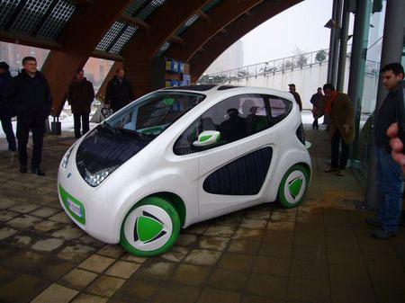 Fiat создал экологичный сити-кар из отходов