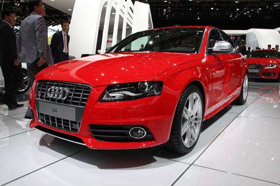 "Audi объявила стоимость ""парижанки"" S4"
